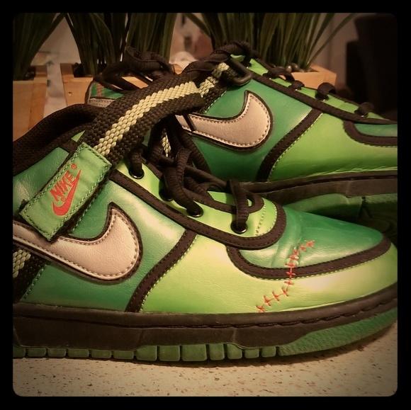 Nike Sb Frankenstein Vandal Low